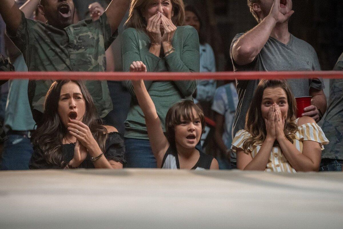 "Wrestling-Serie ""Heels"" ab dem 15.08.2021 bei STARZPLAY"