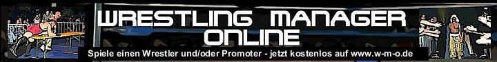 WMO - Wrestling Manager Online - www.w-m-o.de