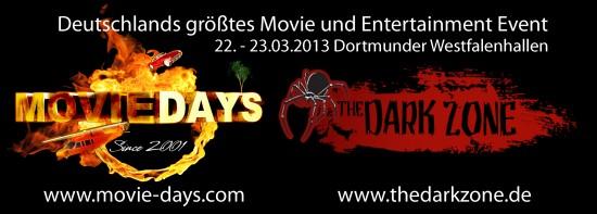 Die Movie Days / The Dark Zone 2013